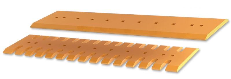 挖掘机刀板